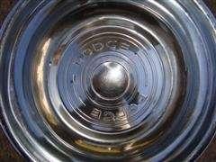 "Tazas antiguas 15"" dodge - camioneta del 40' o 50'"