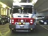 Rafael con camion playo