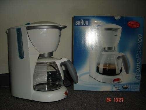 Cafeteras braun aroma passion