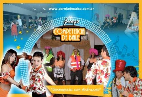 Show de salsa latino , como contratar un show de salsa profesional? www.show-salsa.com.ar, majo y dani, 15-6587-1009