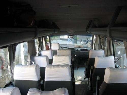 Combis y minibuses