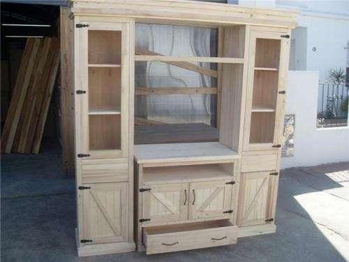 Muebles de pino y alamo a pedido !!! en Buenos Aires - Muebles | 238687