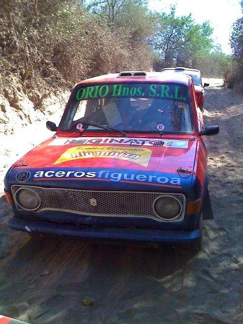 Vendo fiat 128 a5s rally.