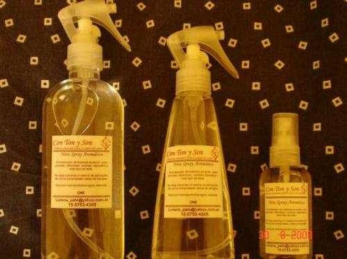 Fotos de Perfume para ropa, ambientes y autos x 300cc (aromatizador) 3