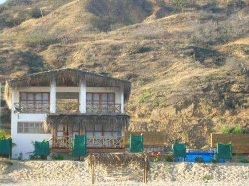Alquilo casa de playa cerca a mancora-peru