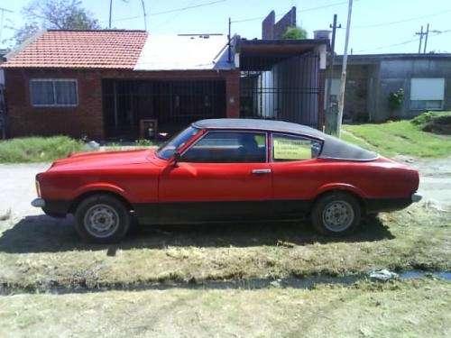 Vendo taunus coupe mod 79,$6.500 urgente!