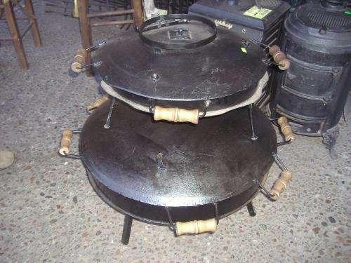 Discos de arado, ideales para cocinar
