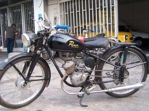 Lote motos antiguas