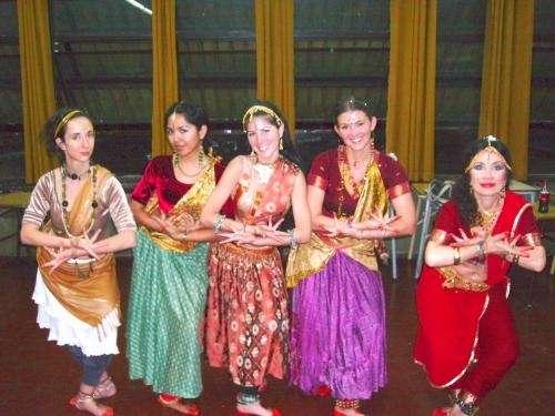 Danza hindu