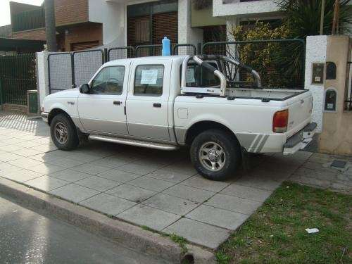 Ford ranger modelo xlt