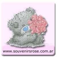 Souvenirs rose