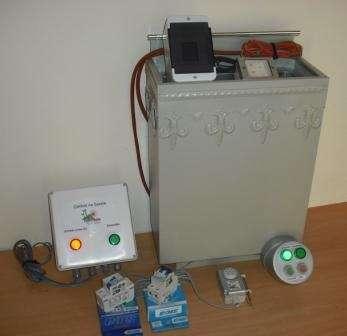 Kit spa sauna calefactor y accesorios - excelente oportunidad!!