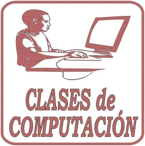 Clases de computación en o a domicilio