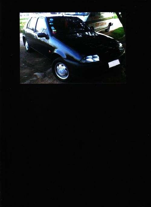 Excelente oportunidad!! titular vende urgente ford fiesta modelo '97