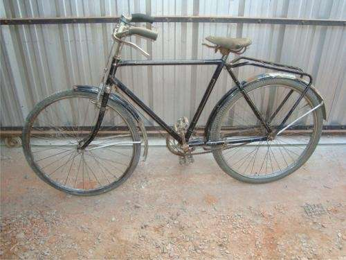 Bicicleta antigua phillips a restaurar
