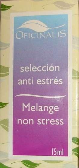 Esencia anti stress oficinalis x 15 ml