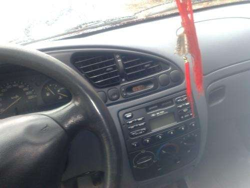 Vendo ford fiesta diesel 1,8 full clx mod/97
