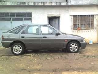 Vendo ford escort turbo diesel 99 clx