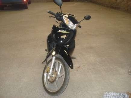 Vendo moto guerrero g110dl full 3400 km reales (nueva) patentada modelo 2008.