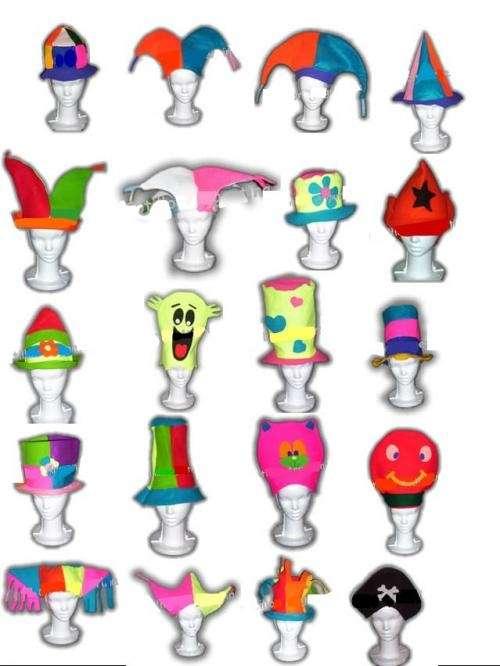 Sombreros de cotillon de paño en Córdoba - Otros Artículos  d25af4b5ec3