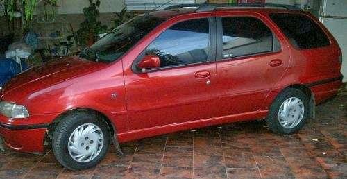 Palio wekennd diesel año 2000 sd stile
