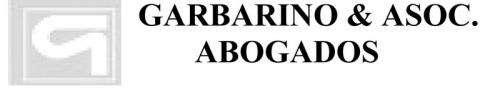 Accidentes de trabajo indemnizacion abogado c/gratis 4641 2922 garbarino abogados