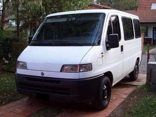 Vendo fiat ducato 15 2.8 diesel. titular.