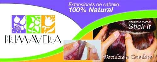 Distribuidora de extensiones de cabello 100% natural bogota