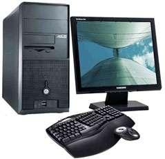 Armado y reparacion de computadoras, diseño web