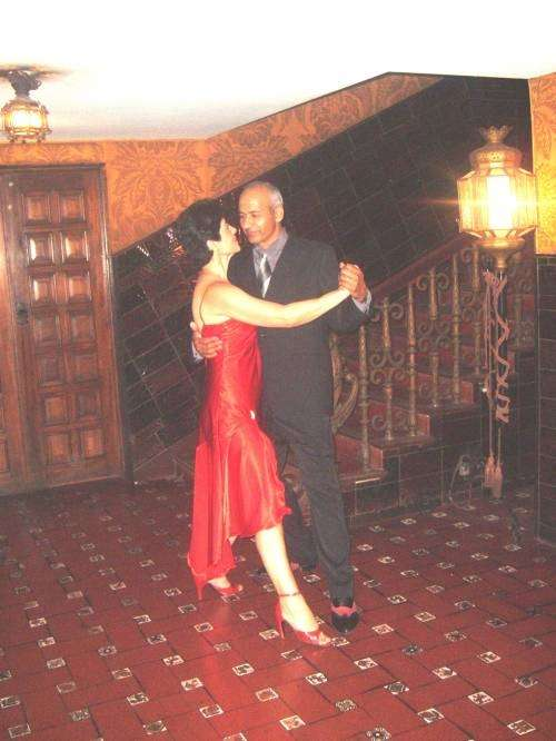 Clases de tango en haedo