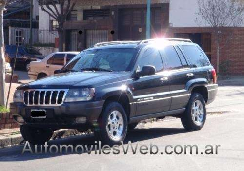 Jeep grand cherokee laredo 3.1 td año 2003