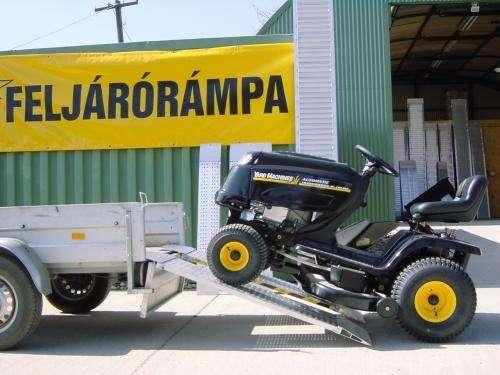 Rampas para transportar ciclomotores - autoelevadores