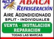 Instalacion de aire acondicionado split con garantia