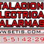 Instalaciones electricas y Alarmas, CCTV, Porteros electricos