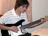 Clases de guitarra electrica metodo berklee