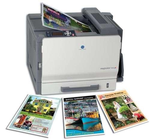 Impresoras laser color a3 konica minolta