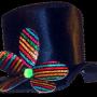 Sombreros de cotillon - ESTILO FIESTA