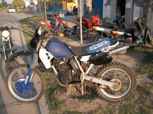 Kawasaki 250 cc mod 96