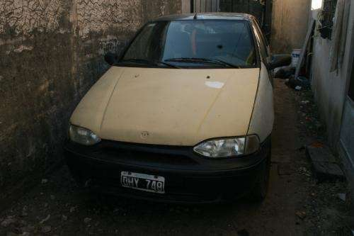 Vendo auto fiat siena diesel 2000
