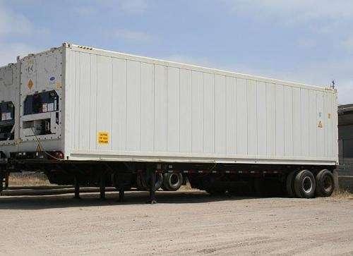 Vendo contenedores maritimos carga seca y refrigerada