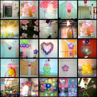 Fotos de Decoracion y entelados con globos y adornos46624473 4