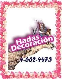 Fotos de Decoracion y entelados con globos y adornos46624473 1