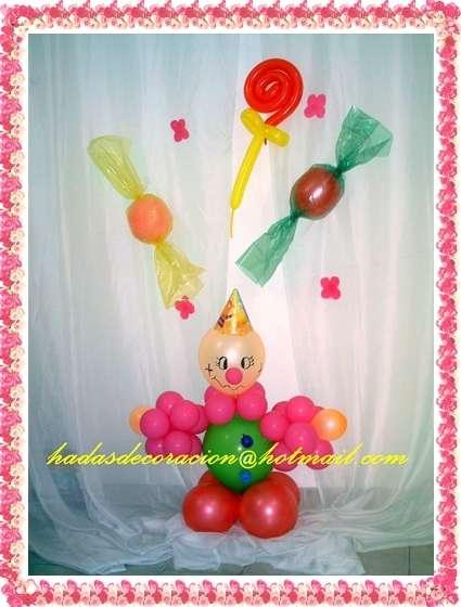 Fotos de Decoracion y entelados con globos y adornos46624473 3