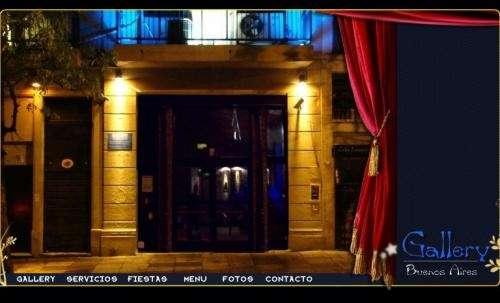 Gallery bar boliche recoleta