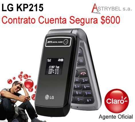 Lg kp215 ultimos a $380 ...fantasticos.. nuevos.. con todo