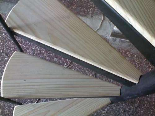 Escaleras caracol con maderas, www.escalerasolimpo.webs.tl en San ...