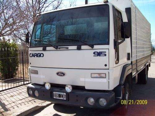 Ford cargo 915 2001