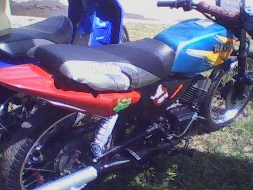 Yamaha rx 125 (((japon))) vendo o permuto