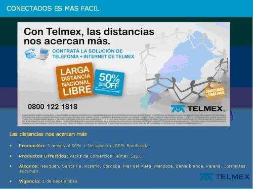Sub agentes telmex argentina