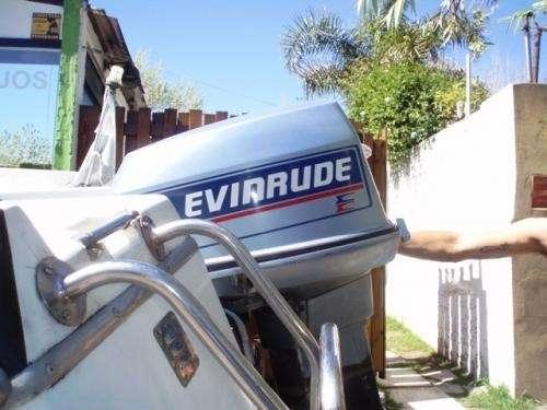 Vendo Motor Evinrude 115hp En Buenos Aires Lanchas Barcos